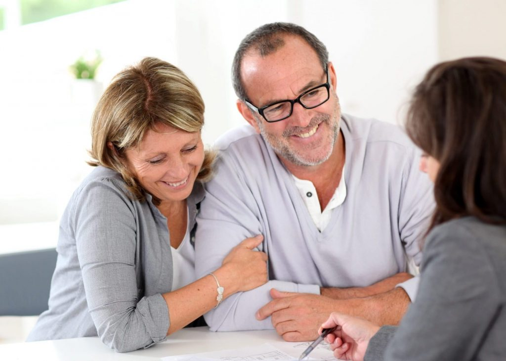 Couple Protecting Their Family with Estate Planning Attorney St Louis MO